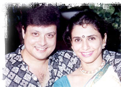 Sachin and Supriya  Sachin Pilgaonkar Marriage Photos