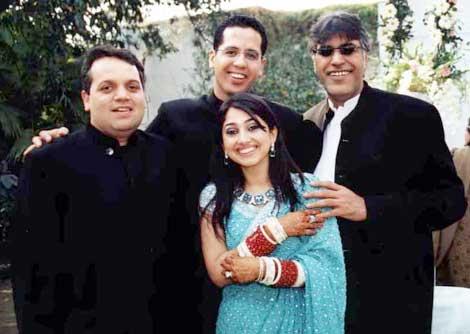 Rinke, Sameer, Abu Jani and Sandeep Khosla