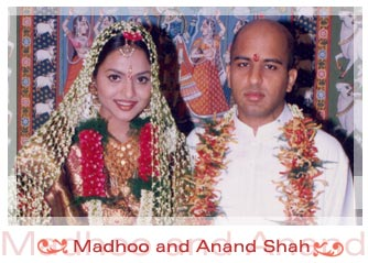 indian celebrities wedding page   madhoo anand   shaaditimes