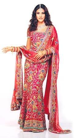 Lehngas Classic-sari-2