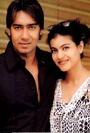 Kajol & Ajay