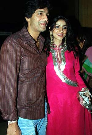 Chunky & Bhavana Pandey