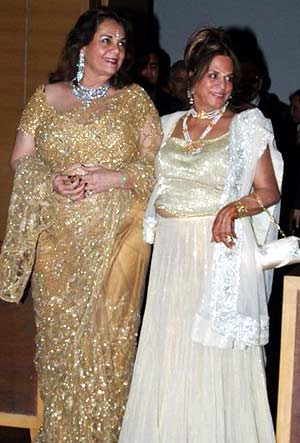 Mumtaz and Sundari Khan
