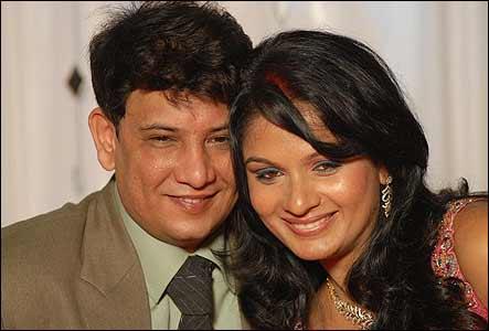 Tejaswini Kolhapure and Pankaj Saraswat