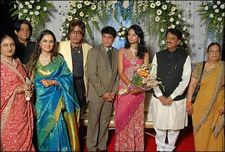 Padmini Kolhapure, Vilas Rao Deshmukh, Shakti Kapoor, Tittu Sharma and others