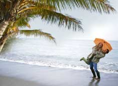 Romancing in the rain - 5 ideas for monsoon dates