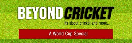 Beyond Cricket