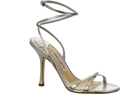 Jimmy Choo for shoes