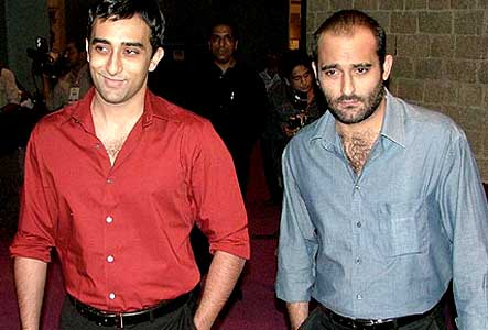 Rahul - Akshaye Khanna: Brothers In Arms