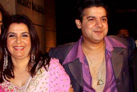 Farah Khan - Sajid Khan: Bollywood Buffs
