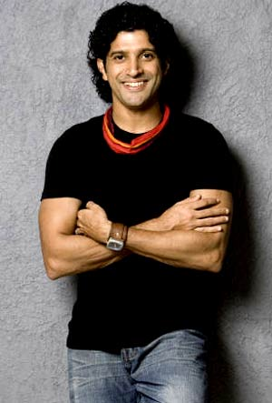 Farhan Akhtar: Bros Little Sister