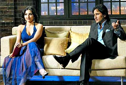 Saif - Soha Ali Khan: Royal Siblings