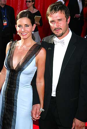 Courtney Cox &amp;amp; David Arquette