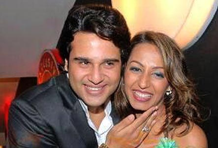 Kashmira Shah &amp;amp; Krishna Abhishek