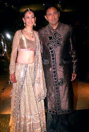Wedding Album Indian Celebrities Preeti Shaaditimes Com