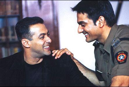 Salman - Arbaaz Khan