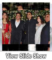 Wedding Album - Indian Celebrities - Hindujas - Shaadi times com
