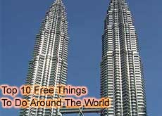Top 10 Free Things To Do Around The World