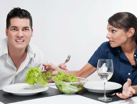 Veggie dating