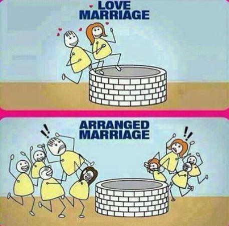 love marriage versus arranged marriage shaadi times com is arranged marriage better than love marriage we all know that in love marriage the couple is already in love before tying the nuptial knot