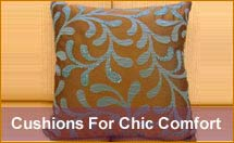 Cushions For Chic Comfort